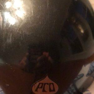 PCO TPC Black Snowboarding Helmet Size Large
